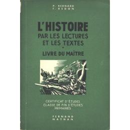 L'histoire par les lectures et les textes