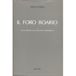 Il Foro Boario. Dalle origini alla fine della Repubblica