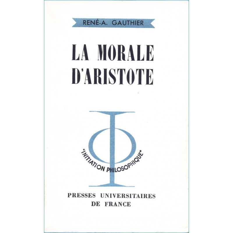 La morale d'Aristote