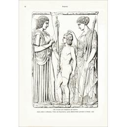Bilder aus dem griechischen und römischem Altertum für Schüler