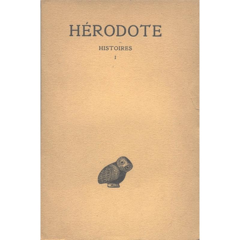 Histoires, livre I   Clio