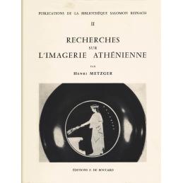 II - Recherches sur l'imagerie athénienne