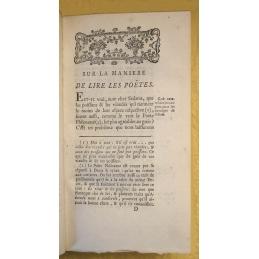 Œuvres morales traduites en François par M. l'Abbé Ricard