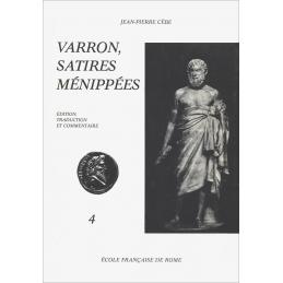 Varron, Satires Ménipées - tome 4