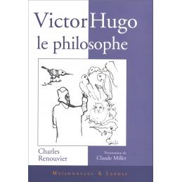 Victor Hugo le philosophe