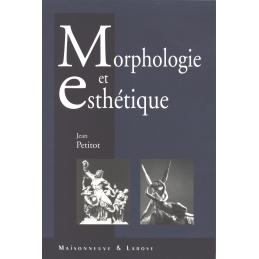 Morphologie et esthétique. La forme et le sens chez Goethe, Lessing...