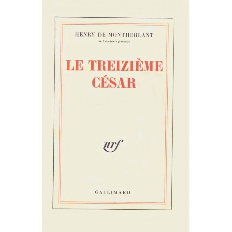 Le treizième César