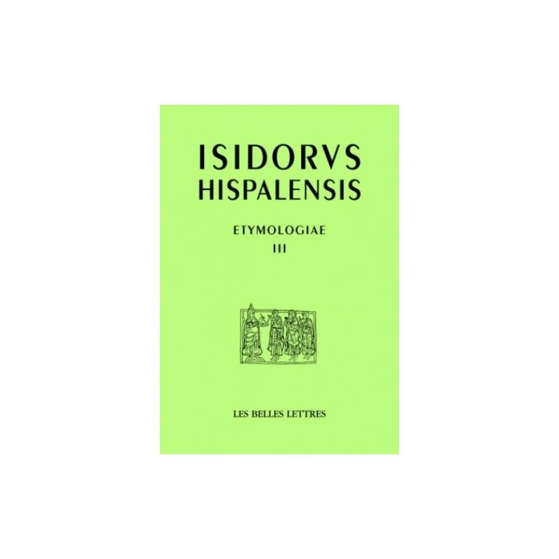 Isidorus Hispalensis. Etymologiae III. De mathematica