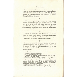 Bucoliques grecs, tome II : Pseudo-Théocrite, Moschos, Bion, Divers