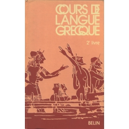 Cours de langue grecque 1er livre et fichier pédagogique