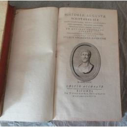 Historiae Augustae scriptores sex