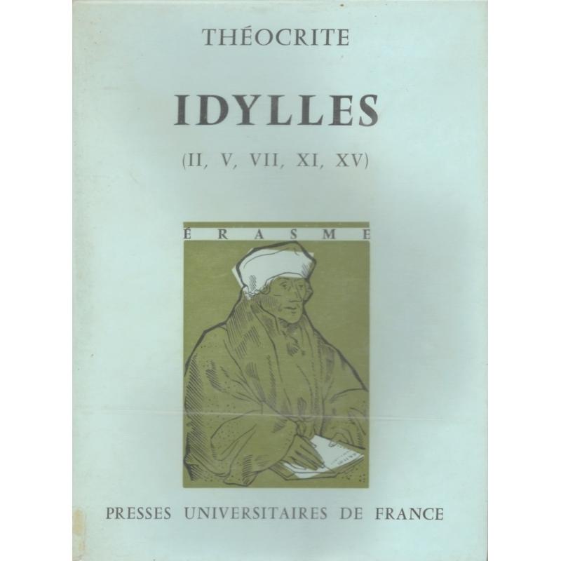 Idylles (II, V, VII,XI, XV)