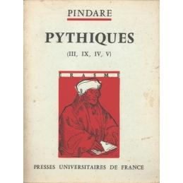 Pythiques (III, IX, IV, V)