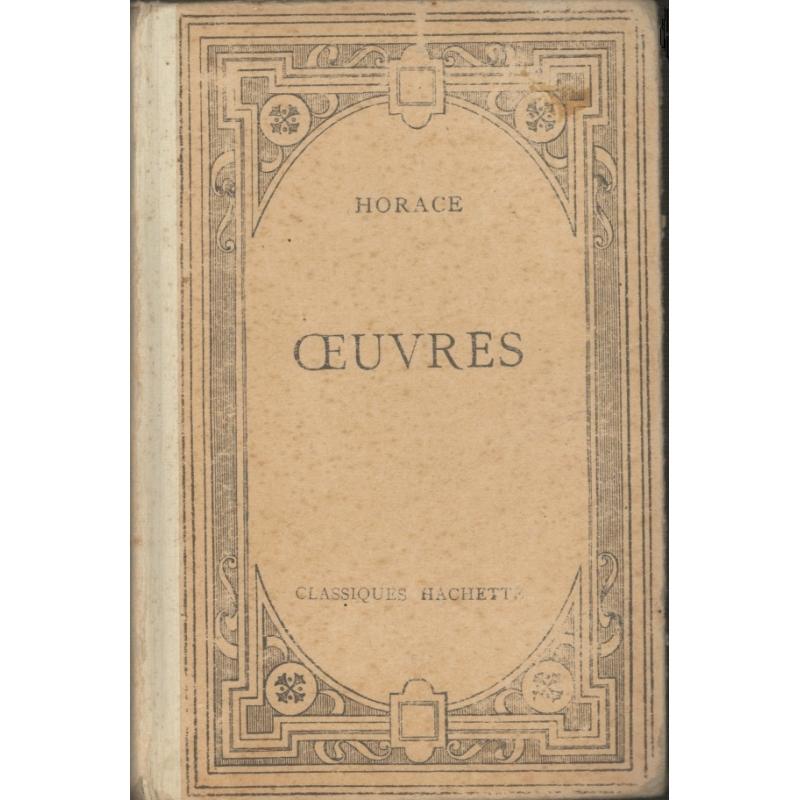 Œuvres d'Horace