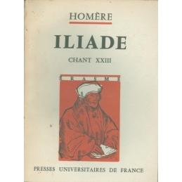Iliade chant XXIII