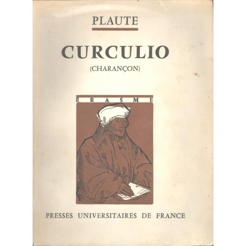 T. Maccius Plautius Curculio Plaute (Charançon)