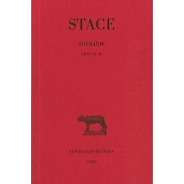 Thébaïde, tome I : Livres I-IV