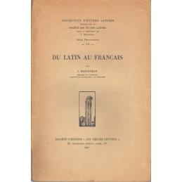 Du latin au français