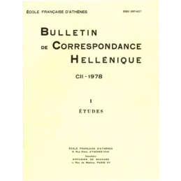 Bulletin de correspondance hellénique - Extraits : Louis Robert - Documents d'Asie Mineure