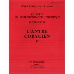 Bulletin de Correspondance Hellénique. Supplément IX  L'Antre corycien II