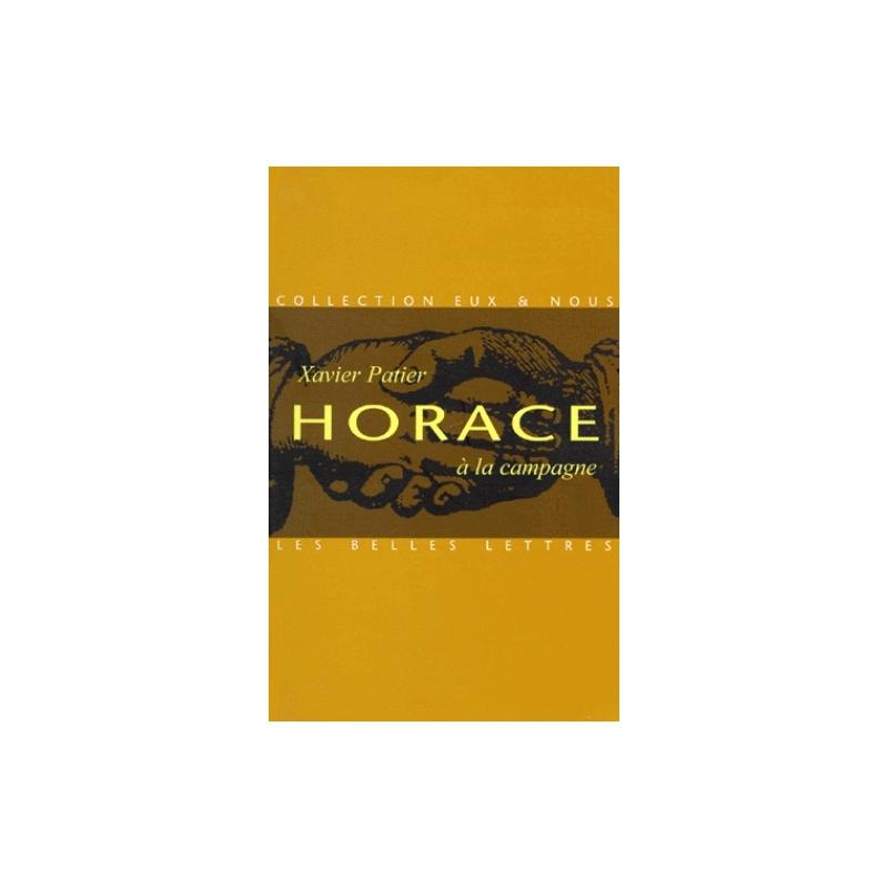 Horace à la campagne