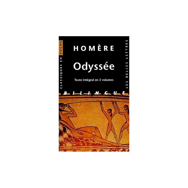 Odyssée (3 volumes sous coffret). Version intégrale