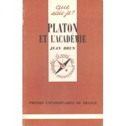Platon et l'Académie