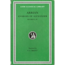Anabasis of Alexander. Books I-IV