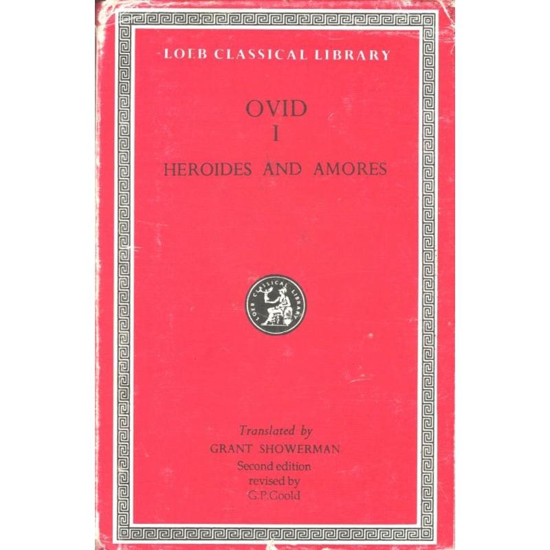 I. Heroides et Amores