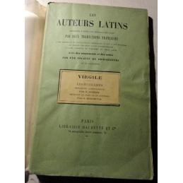 Les Bucoliques. Les auteurs latins expliqués d'après une méthode nouvelle par deux traductions françaises