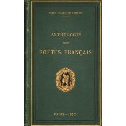 Anthologie des poètes français