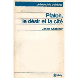 Platon, le désir et la cité