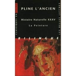 Histoire naturelle, livre XXXV : La peinture