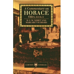 A Commentary on Horace. Odes, Book II