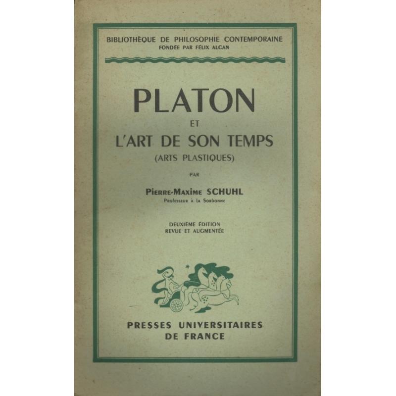 Platon et l'art de son temps (arts plastiques)