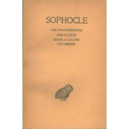Tome II : Les Trachiniennes, Philoctète, Oedipe à Colone, Les Limiers