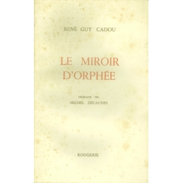 Le miroir d'Orphée