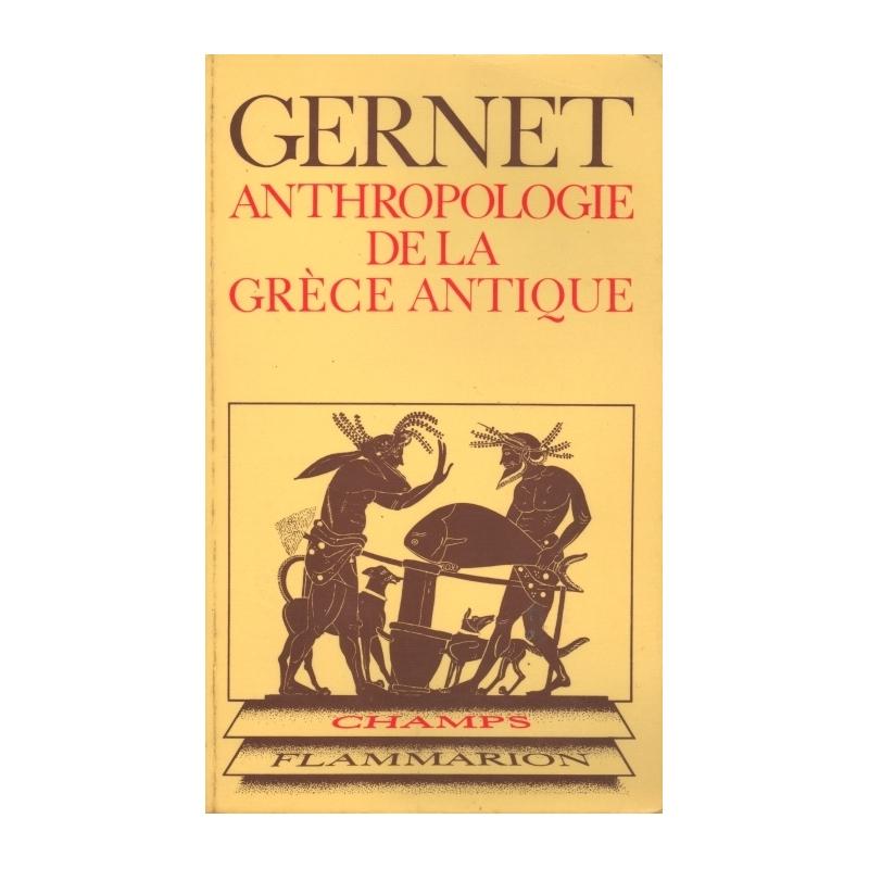 Antropologie de la Grèce antique
