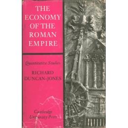 The Economy of the Roman Empire. Quantitative studies
