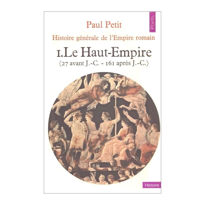 Histoire générale de l'Empire romain. 1,2 et 3.