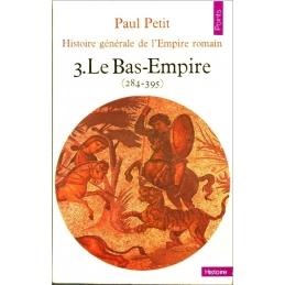 Histoire générale de l'Empire romain. 1, 2 et 3