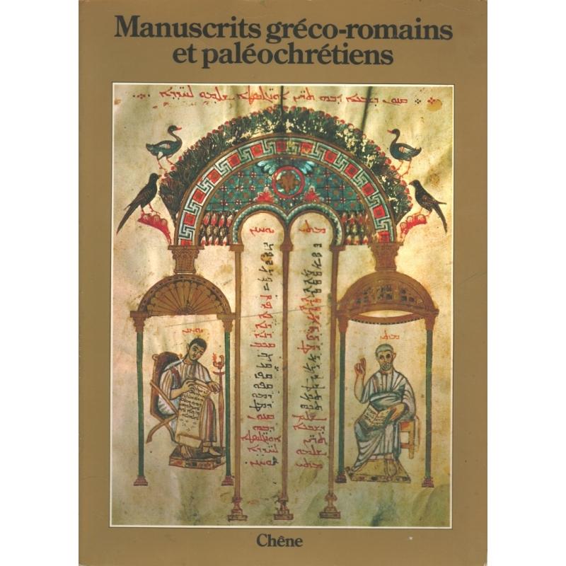 Manuscrits gréco-romains et paléochrétiens