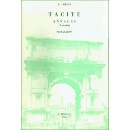 Tacite. Annales (extraits). Préparation