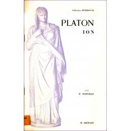 Platon : Ion, texte et préparation