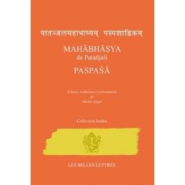 Mahābhāṣya de Patañjali. Paspaśā