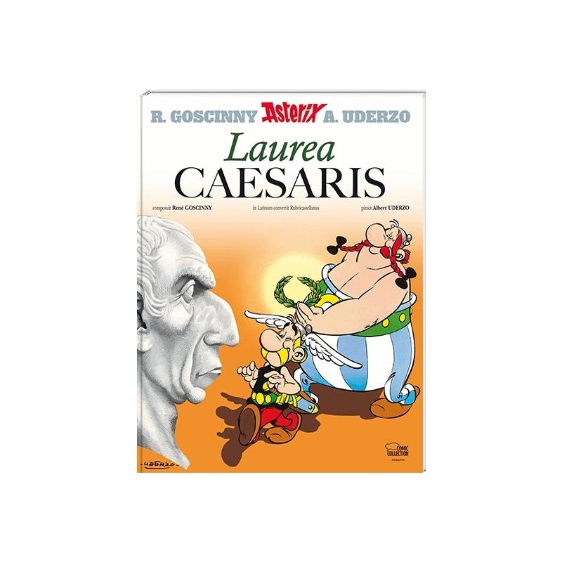 Asterix : Laurea Caesaris