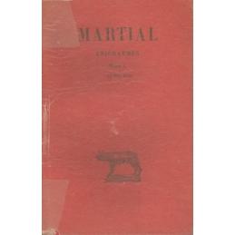 Epigrammes   tome I, livres I-VII
