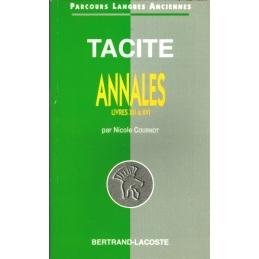 Tacite : Annales, livres XII à XVI