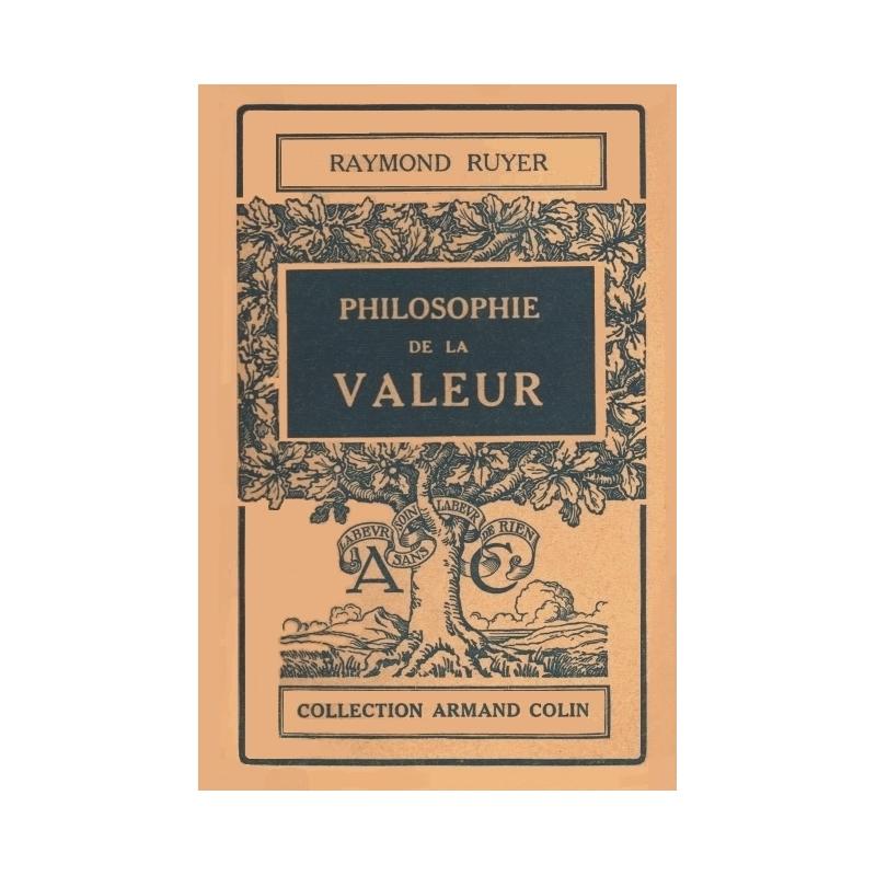 Philosophie de la valeur
