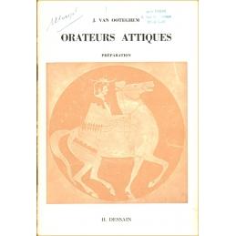 Orateurs attiques. I : Texte. II : Préparation